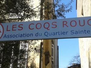 Bienvenue aux Coqs Rouges !