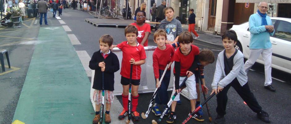 Les Coqs Rouges s'engagent dans le Marathon de Bordeaux 2017