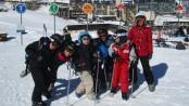 Le Séjour au Ski aura lieu à Gavarnie (65).