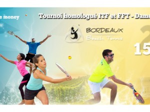 Tournoi ITF Beach Tennis 2017