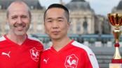 Victoire en Coupe de Gironde 2017